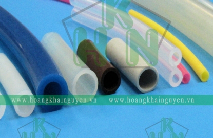 Ống silicone